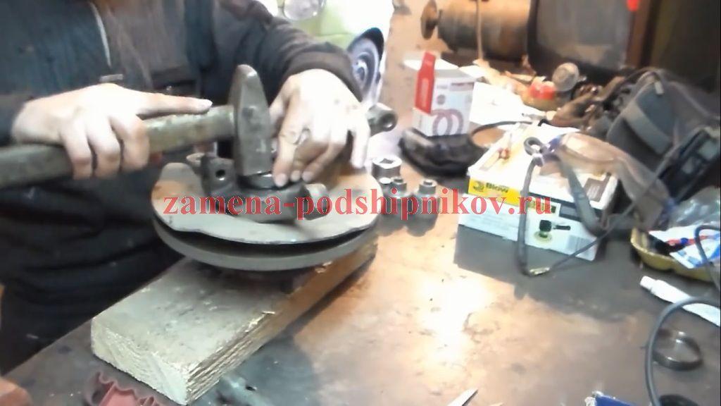 4f27e ремонт акпп своими руками 92