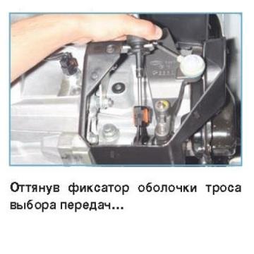Снятие кпп форд фокус 2 своими руками 36