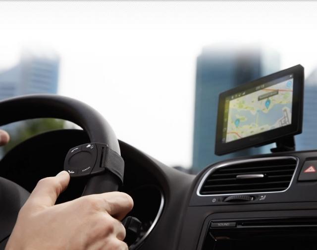 Удобный GPS навигатор