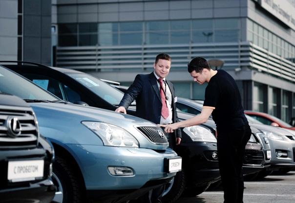 Выбор салона для покупки автомобиля в кредит