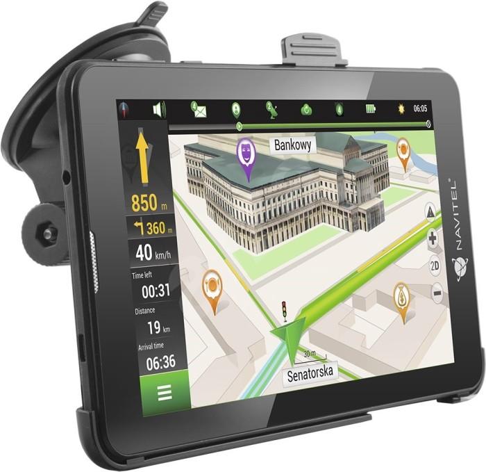 Автомобильный планшет с навигатором Т-700