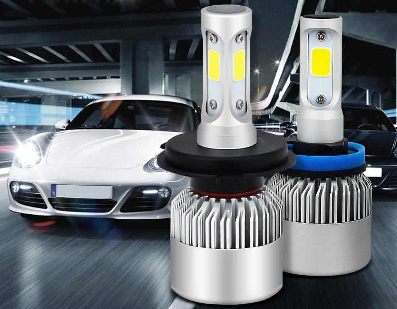 LED лампы головного света — купить в интернет магазине