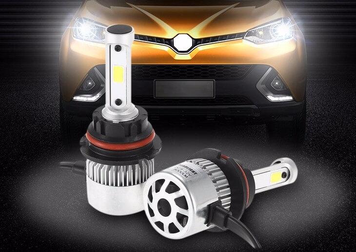 светодиодные лампы для автомобиля 4drive отзывы и цены