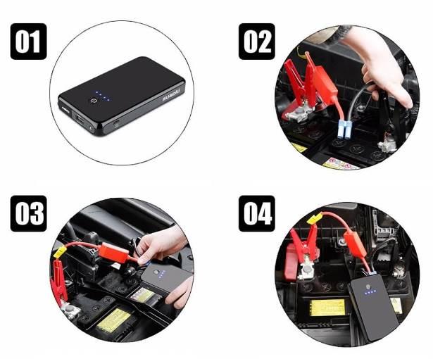 Инструкция пуско-зарядки CHARGER