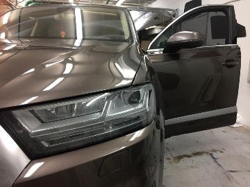 Каркасные штороки для автомобиля TROKOT