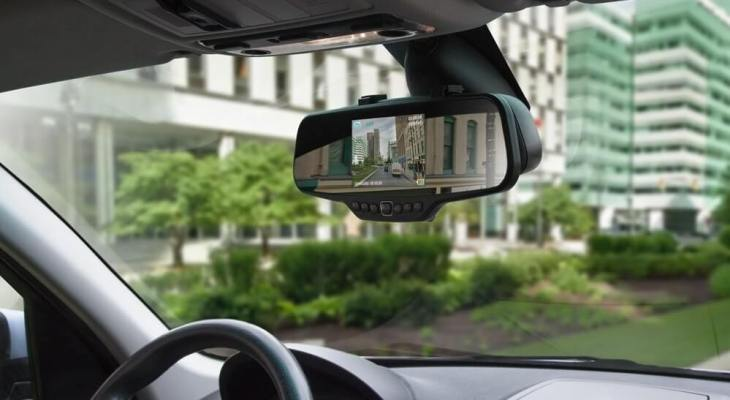 Зеркало CAR DVR MIRROR