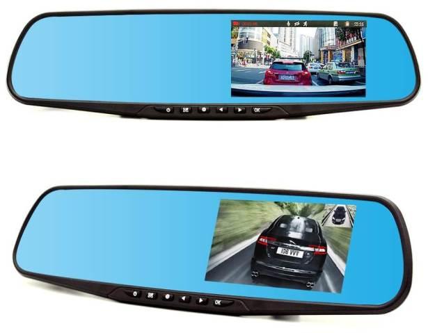 Зеркало-видеорегистратор CAR DVD MIRROR