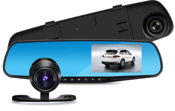 Регистратор Mirror Car DVR HD