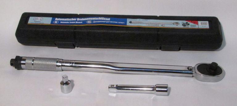 Динамометрический ключ Alca
