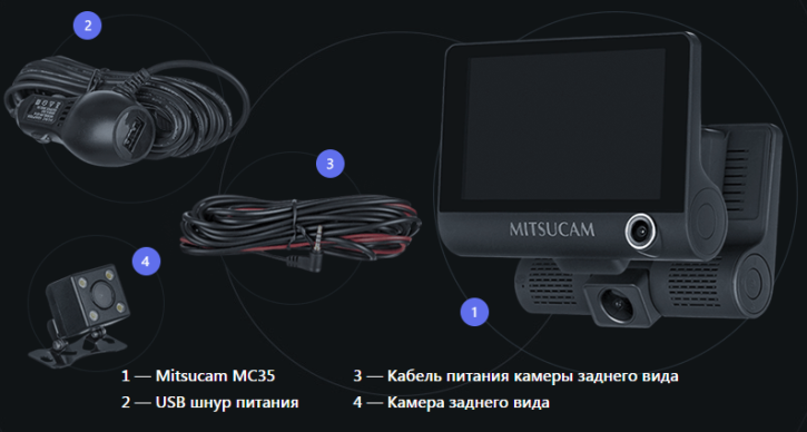 Комплект девайсов сканера Multiscan MC35