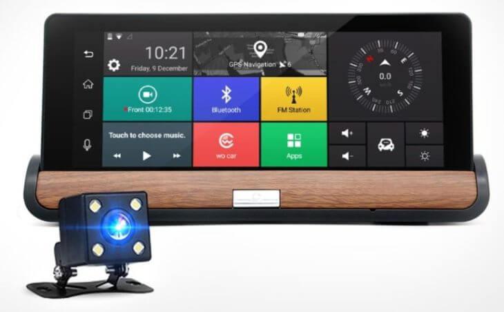 Junsun CM84 7 дюймов 3G Bluetooth GPS