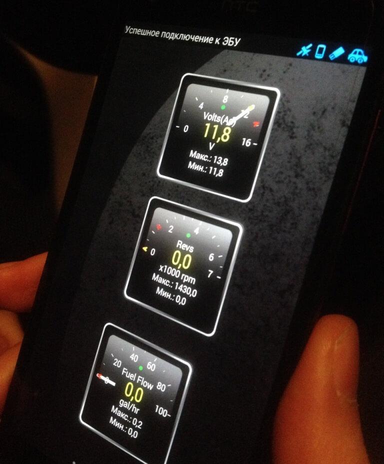 скачать приложение для диагностики авто