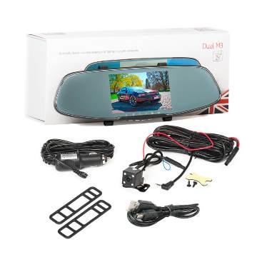 Комплектация видеорегистратора Slimtec Dual M2