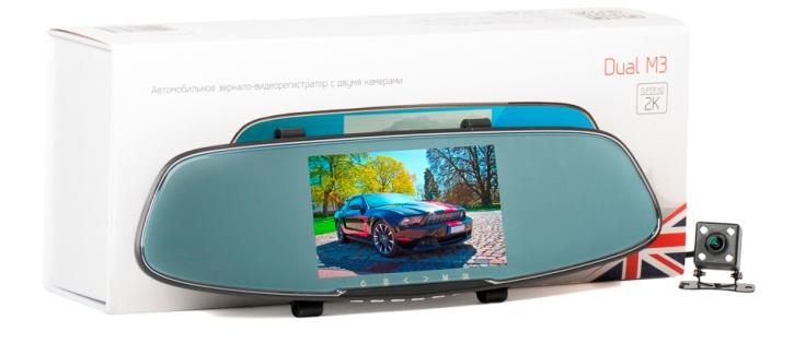 Коробка видеорегистратора Slimtec Dual M3