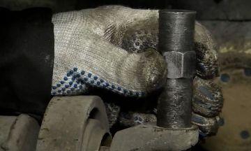 Демонтаж игольчатых подшипников кардана ВАЗ 2107
