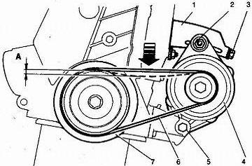 Крепление генератора Ваз 2110
